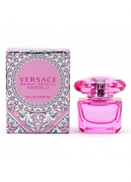 Perfume Versace Tester Bright Crystal Absolu Edp 90 Ml (m)