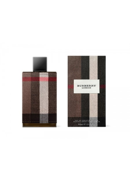 Perfume Burberry London for Men Edt 100 Ml