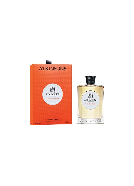 Perfume Atkinsons 24 Old Bond Street Edt 100 Ml Unisex