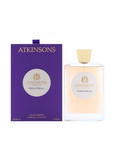 Perfume Atkinsons Fashion Decree Edt 100 Ml