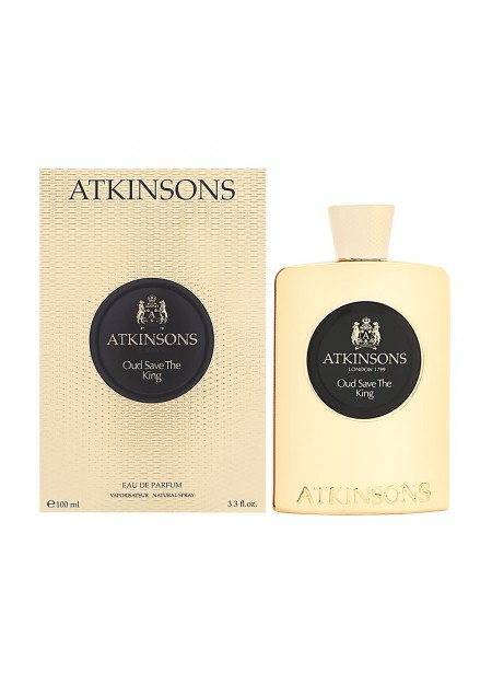 ATKINSONS OUD SAVE THE KING EDP.