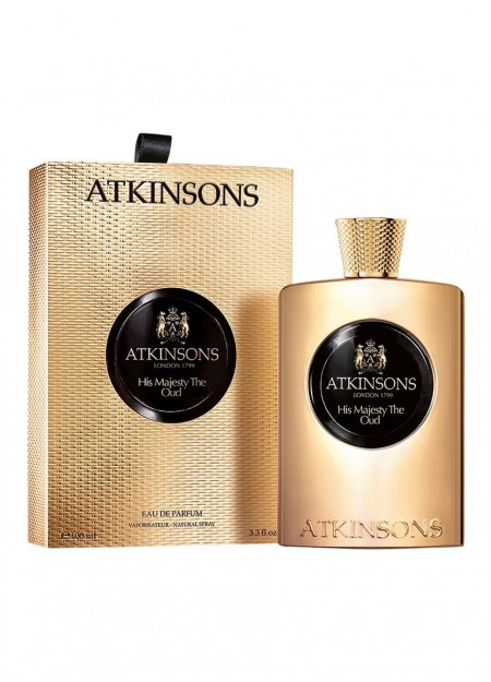 Perfume Atkinsons His Majesty The Oud Edp 100 Ml (m)