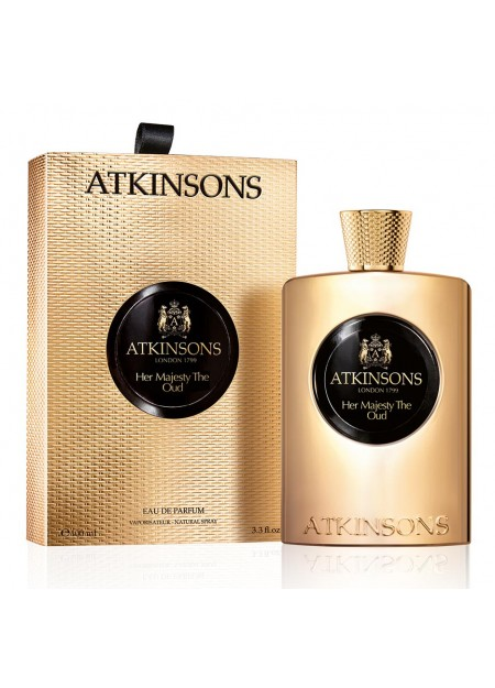 Perfume Atkinsons Her Majesty The Oud Edp 100 Ml