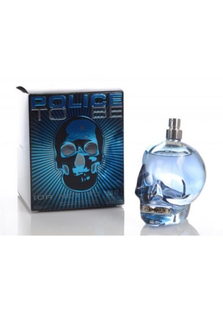 Perfume Police To Be Edt 125 ml Hom