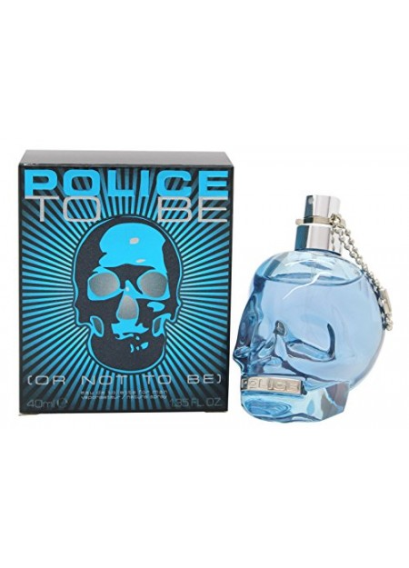 Perfume Police To Be Edt 40 Ml (h)