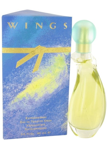 G. BEVERLY HILLS WINGS EXTAORDINARY EDT.
