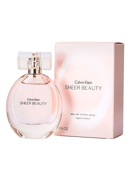 Perfume Calvin Klein Sheer Beauty Edt 100 Ml (m)
