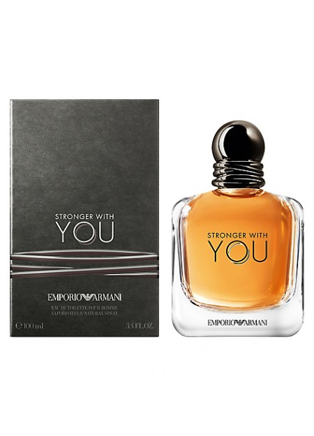 PERFUME EMPORIO ARMANI STRONGER WITH YOU EDT 100ML HOMBRE