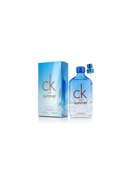 Perfume Calvin Klein One Summer Edt 100 Ml Unisex