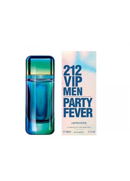 Perfume Carolina Herrera 212 Men Party Fever 100 ml