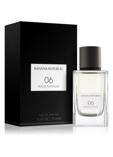 BANANA REPUBLIC BLACK PLATIUM EDP.