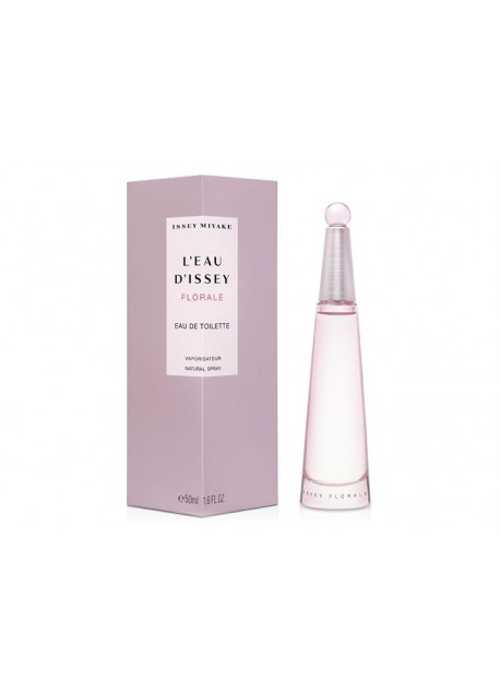 ISSEY MIYAKE L'EAU D'ISSEY FLORALE EDT.