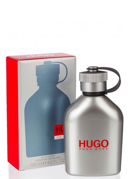 HUGO ICED EDT 200 ML HOM
