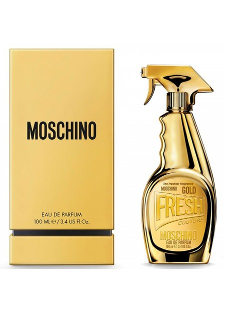 Moschino Fresh Couture Gold Edp 100Ml