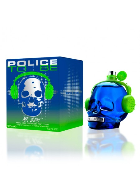 Police To Be Mr Beat Him Edt 125 ml