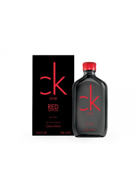 Calvin Klein One Red For Her EDT 100 ml