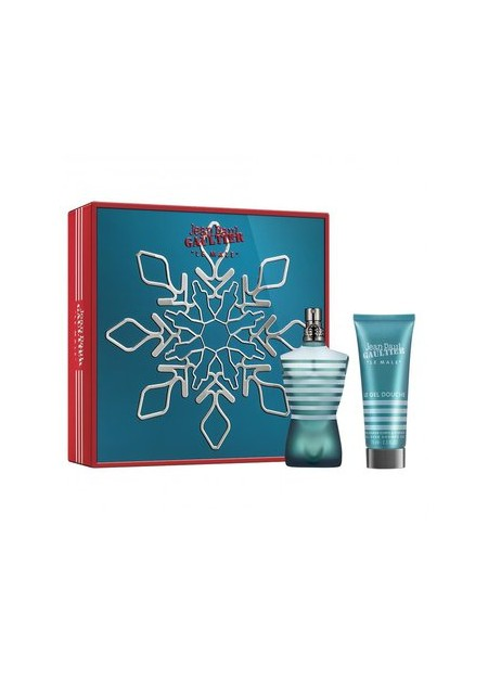 Set Jean Paul Gaultierle Male 125 Ml 2 Pcs