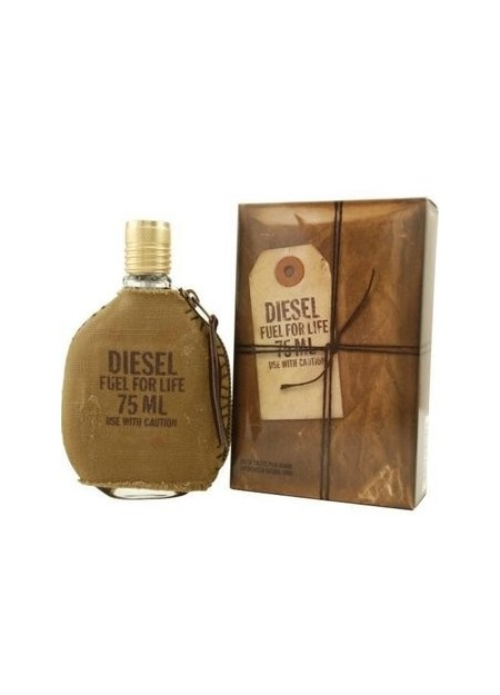 Perfume Diesel Fuel For Life Edt 75 Ml (h)