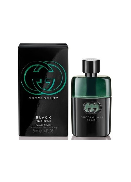 GUCCI GUILTY BLACK EDT.