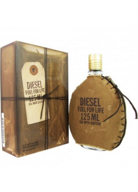 Perfume Diesel Fuel For Life Edt 125 Ml (h)