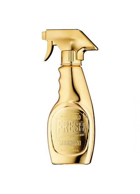 Perfume Moschino Fresh Gold Edt 100 ML TESTER