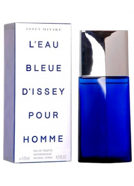 PERFUME ISSEY MIYAKE L'EAU BLEUE D'ISSEY POUR HOMME EDT 125ML HOMBRE