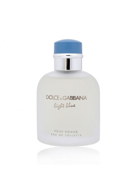 Perfume Dolce & Gabanna Tester Light Blue Edt 125 Ml (h)