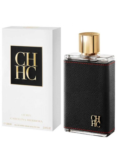 Perfume Carolina Herrera Ch Men Edt 200 Ml (h)
