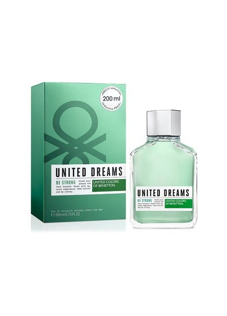 Benetton United Dreams Be Strong 200ml Edt