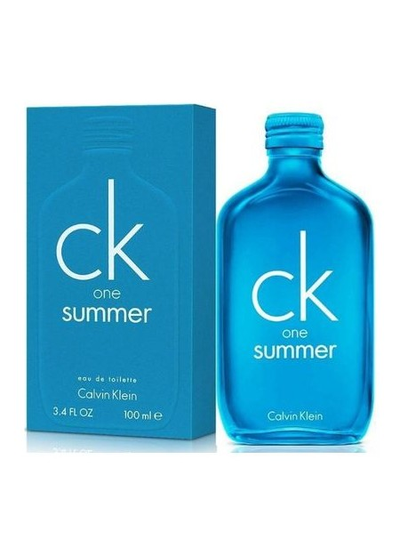 Eau de Toilette ck one Summer 100 ml Calvin Klein