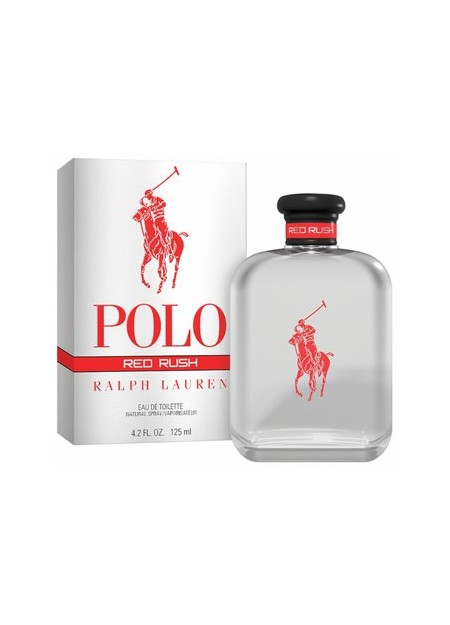 PERFUME RALPH LAUREN POLO RED RUSH EDT 125ML HOMBRE