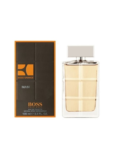 Perfume Hugo Boss Orange Edt 100 Ml (h)
