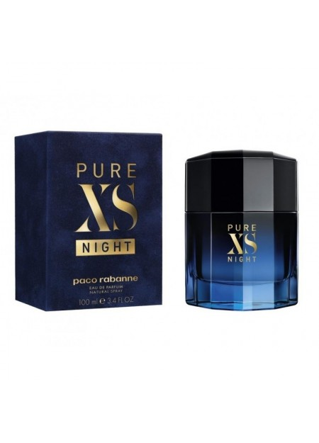 PERFUME PACO RABANNE PURE XS NIGHT EDT 100ML HOMBRE