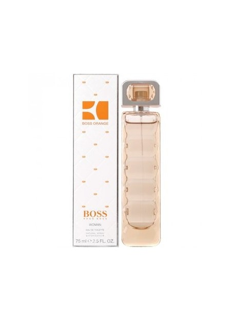 Perfume Hugo Boss Orange Edt 75 Ml (m)