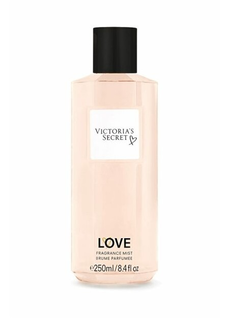 Victoria's Secret Love Fragrance Mist Brume Parfumee 250ml