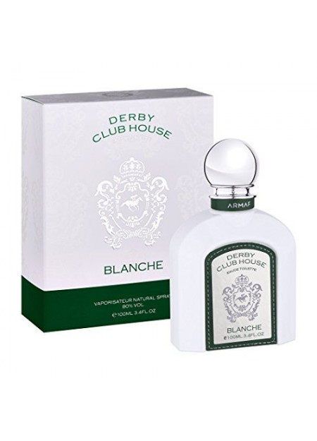 PERFUME ARMAF DERBY CLUB HOUSE BLANCHE EDT 100ML HOMBRE