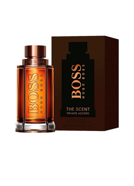 Perfume Boss The Scent Private Accord Edt 200 ml
