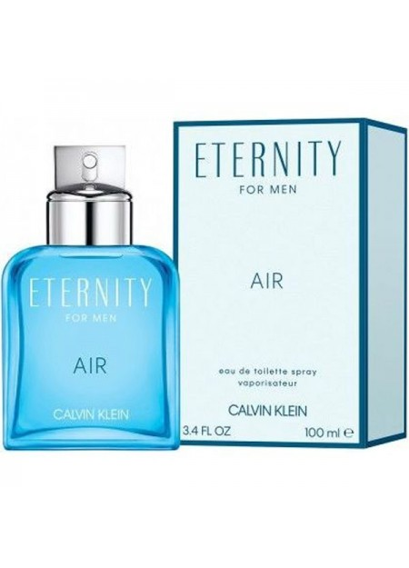 CALVIN KLEIN ETERNITY AIR EDT.