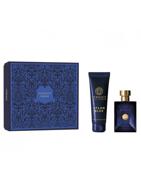 VERSACE DYLAN BLUE SET EDT.