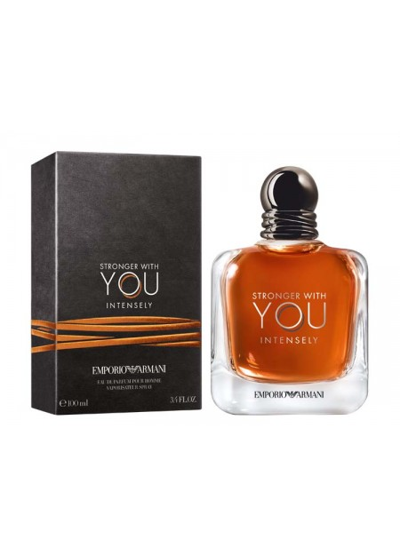 STRONGER YOU INTENSELY EDP 100 ML HOM