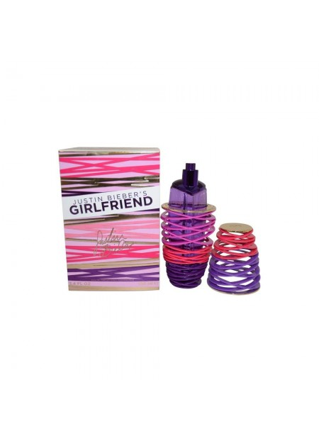 JUSTIN BIEBER'S GIRLFRIEND EDP.