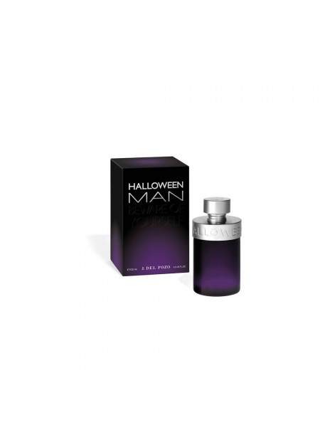 Perfume Jesus Del Pozo Halloween Men Edt 125 Ml (h)