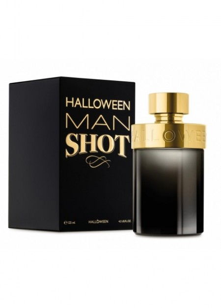 HALLOWEEN MAN SHOT EDT.