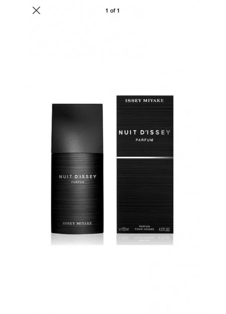 PERFUME ISSEY MIYAKE NUIT D'ISSEEY EDP 125ML HOMBRE