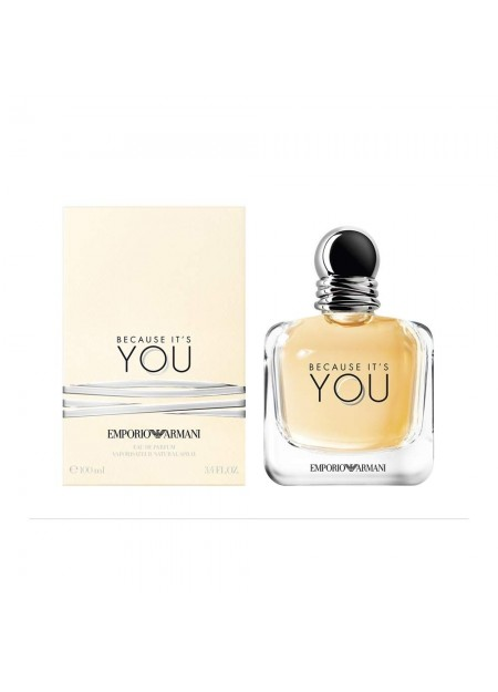 Perfume giorgio Armani Because it's you Edp 100 Ml (m)