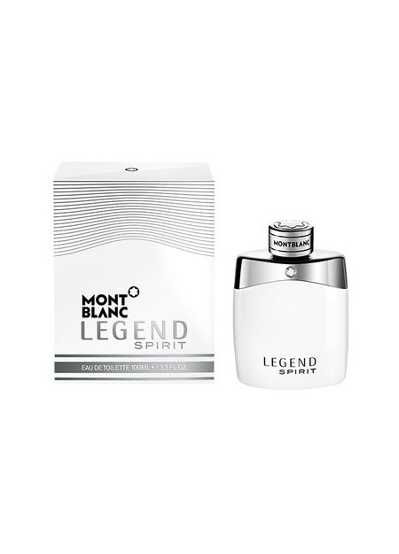 Perfume Mont Blanc Legend Spirit Edt 100 Ml