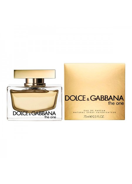PERFUME DOLCE & GABBANA THE ONE EDP 75ML MUJER