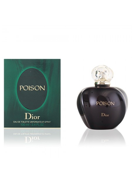 PERFUME DIOR POISON EDT 100ML MUJER