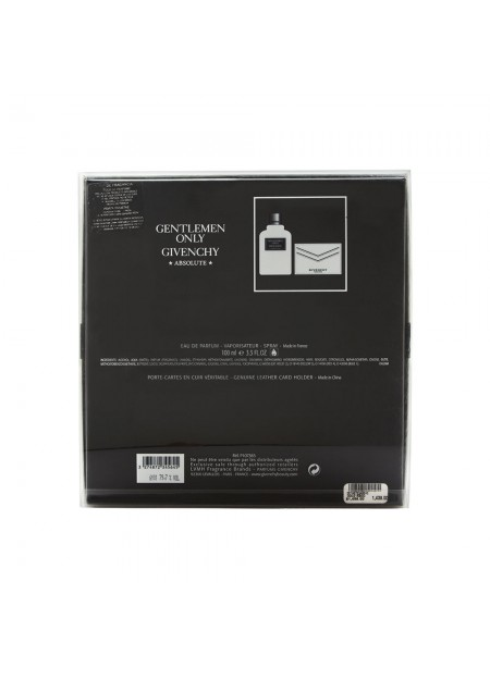 Perfume Givenchy Set Gentleman Only Intense Edt 100 Ml (h)