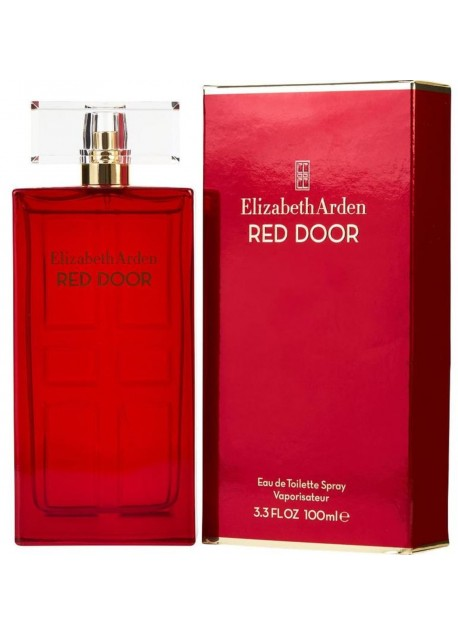 Perfume Elizabeth Arden Red Door Edt 100 Ml
